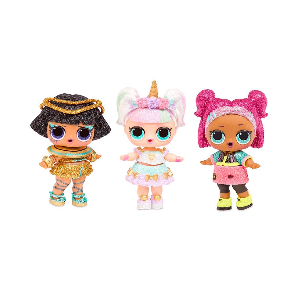 Кукла LOL Surprise Sparkle Series (ЛОЛ Спаркл) 5 серия (оригинал) - 4